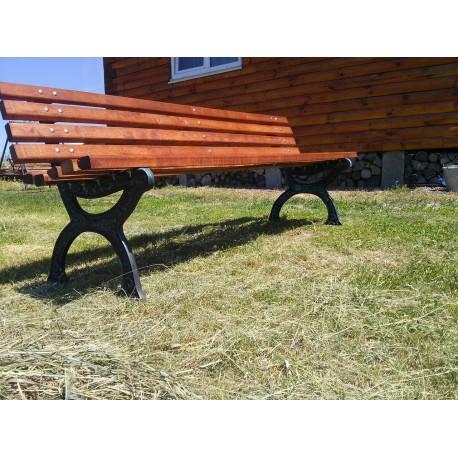 Садовая скамейка 2м