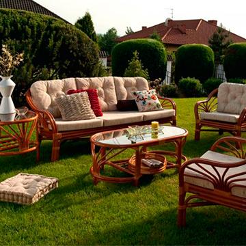 Садовая мебель из ольхи: надежность, эргономичность и эстетика